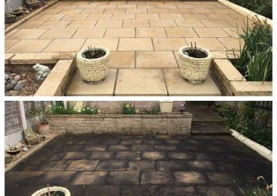 Patio Cleaning York
