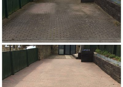 Driveway Cleaning in Driffield