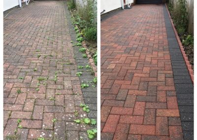 Block Paved Driveway Cleaning Scarborough
