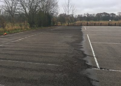 Tennis Court Cleaning Scarborough