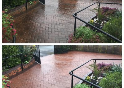 Block Paving Cleaning in Scarborough