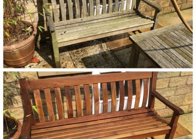 Garden Furniture Cleaning Scarborough